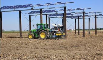 Fotovoltaika-trakter