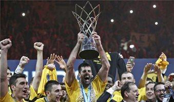 Βασίλισσα η ΑΕΚ στον τελικό του Basketball Champions League