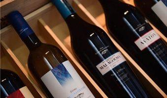 Greek-bottles