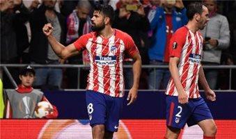 Europa League: Ατλέτικο Μαδρίτης-Μαρσέιγ το ζευγάρι του τελικού