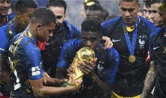 Παγκόσμια πρωταθλήτρια η Γαλλία