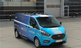 Eιδικά διαμορφωμένο Ford ξανά στο πλευρό της Team Sky
