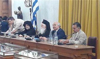 """Χαιρετισμός του Υφυπουργού Εξωτερικών στην τελετή έναρξης """"Καππαδοκία, γη Πολιτισμού"""""""