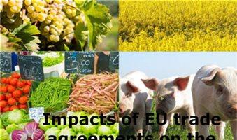Πλεόνασμα 18,8 δις από τις αγροτικές εξαγωγές της ΕΕ