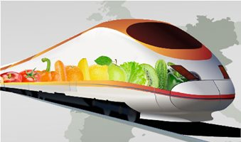 Το Α και το Ω γίνονται τα τρένα στα logistics των φρουτολαχανικών
