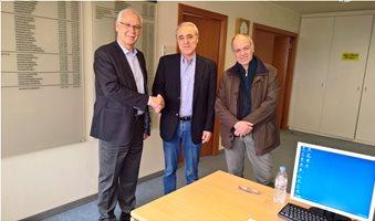 Συνεργασία Δήμου Λαρισαίων με ΚΑΠΕ για βιομάζα