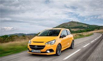 Προσιτή απόλαυση με το νέο Opel Corsa GSi