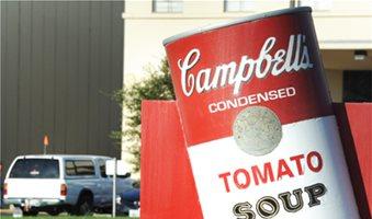 Πουλάει τις διεθνείς της δραστηριότητες η Campbell Soup