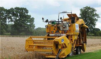 Παραγωγή τζιν από κριθάρι καλλιεργημένο μόνο από ρομπότ