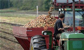 Αύξηση 2,1% στα έξοδα των αγροτών τον Σεπτέμβριο