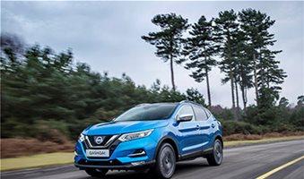 Nissan Qashqai πρώτο σε πωλήσεις crossover