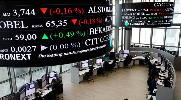 European-stock-markets