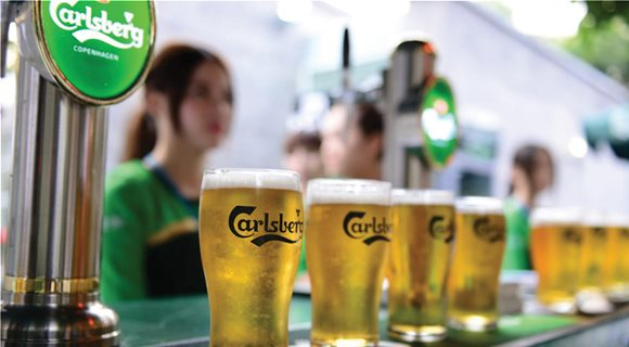 Μικρότερα των προβλέψεων τα λειτουργικά κέρδη για την Carlsberg