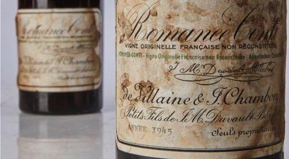 Μειωμένη η κατανάλωση κρασιού στη Μεγάλη Βρετανία