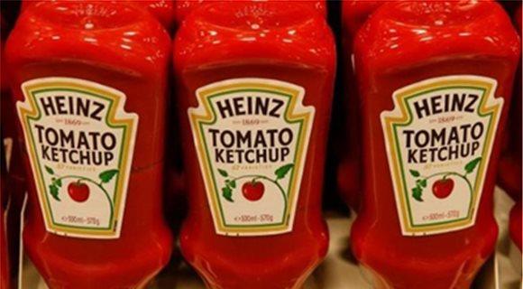 Σε οικολογική συσκευασία πλέον η κέτσαπ της Kraft Heinz