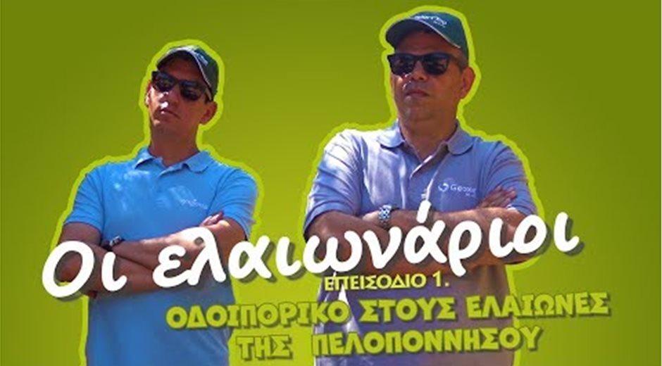 Η ελιά θέλει μεράκι! Οι Ελαιωνάριοι ταξίδεψαν στους ελαιώνες της Πελοποννήσου!