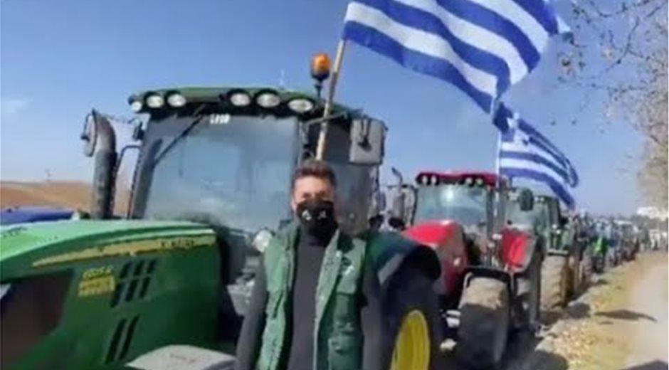 Mπλόκο Βαμαβακοπαραγωγών Αγροτικού Συλλόγου Δήμου Πέλλας