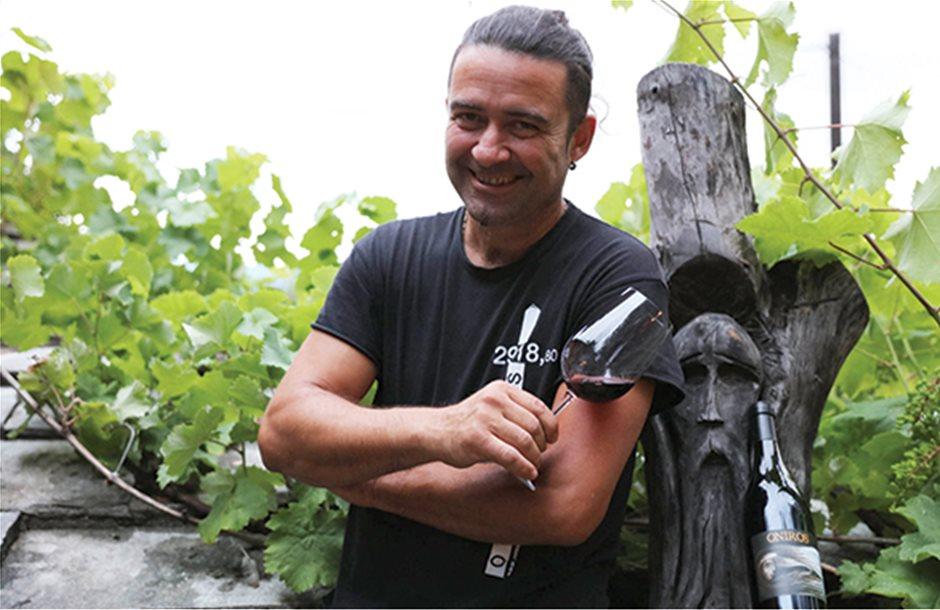 Η οργανική καλλιέργεια του αµπελιού είναι τρόπος ζωής στο Κτήμα Κούρτη