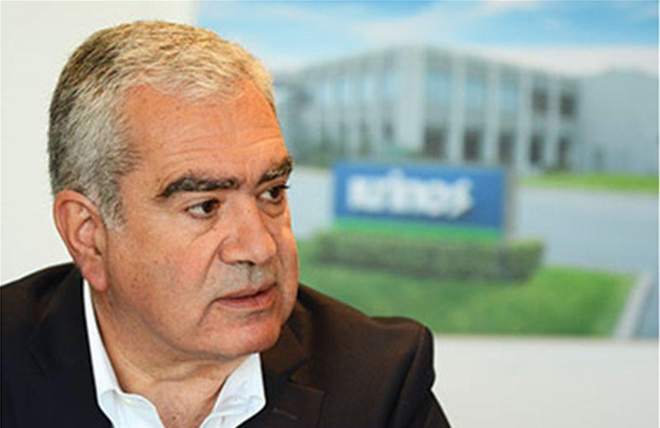Αλέξανδρος Γεωργιάδης: Πρόεδρος της KRINOS Foods