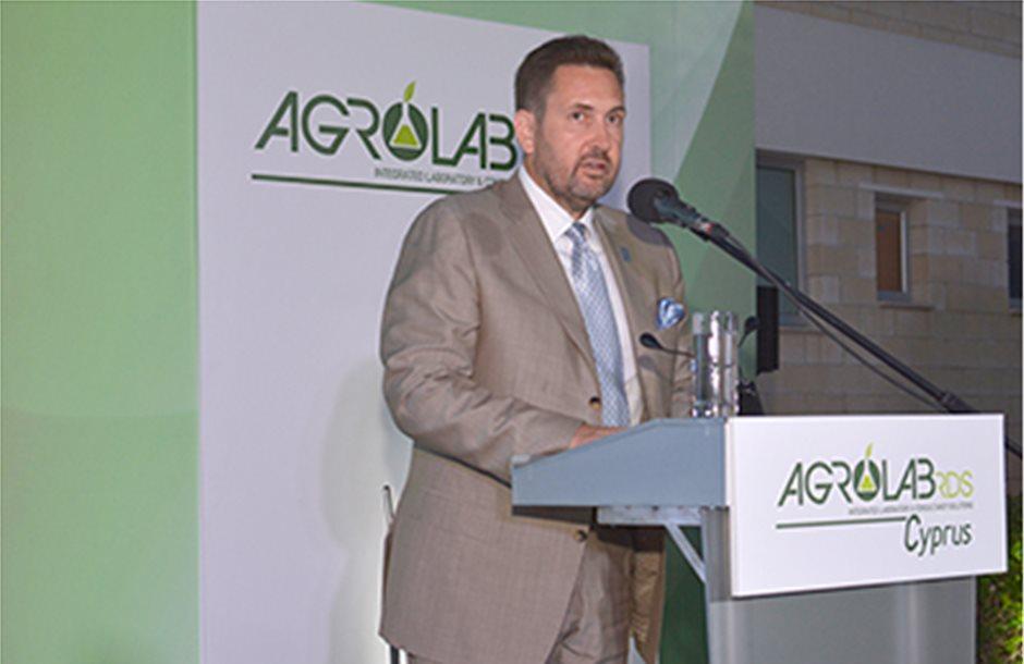 Στρατηγική ανάπτυξη για Agrolab RDS με εφαλτήριο την Κύπρο