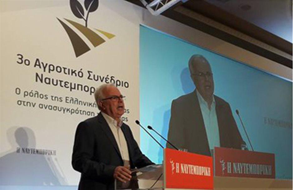 «Πόροι και πολιτική βούληση τροφοδότες της γεωργίας»