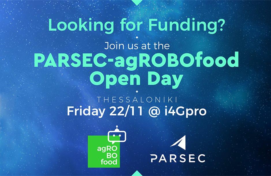 PARSEC_agROBOfood