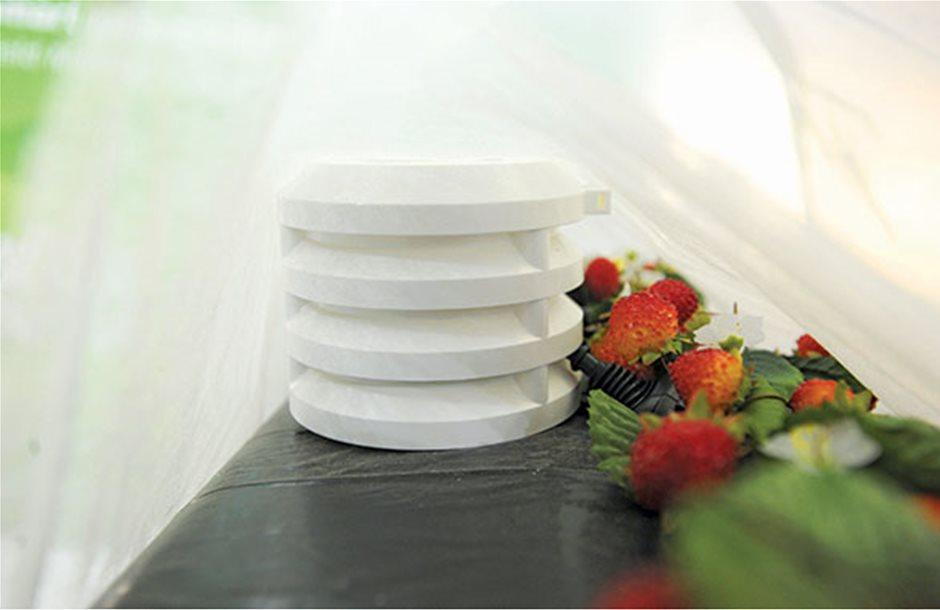 Ρομποτικές λύσεις για τη συγκομιδή της φράουλας φέρνει η 27η Agrotica