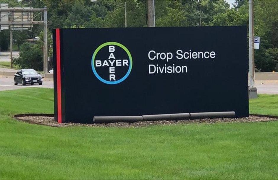 bayer-crop-science-sign