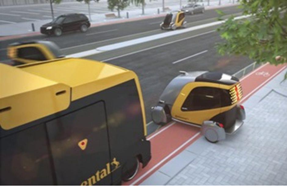 Η Continental διαμορφώνει τον δρόμο της αυτοκίνησης του μέλλοντος