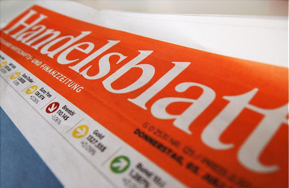 Handelsblatt: Μικρό θαύμα η συμφωνία, παραμένει το έλλειμμα εμπιστοσύνης