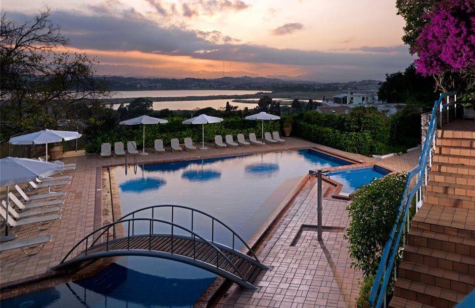 Μαγικό Πάσχα στην πανέμορφη Κέρκυρα από το Divani Corfu Palace
