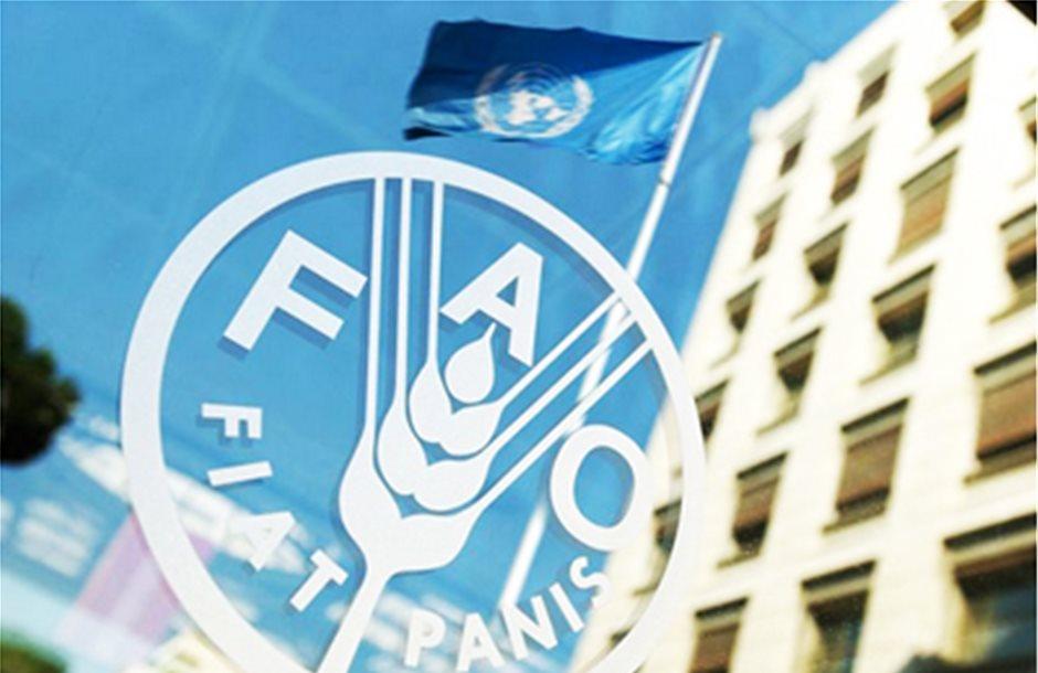 Κάτω πρώτη φορά το 2018 ο Δείκτης Τροφίμων του FAO