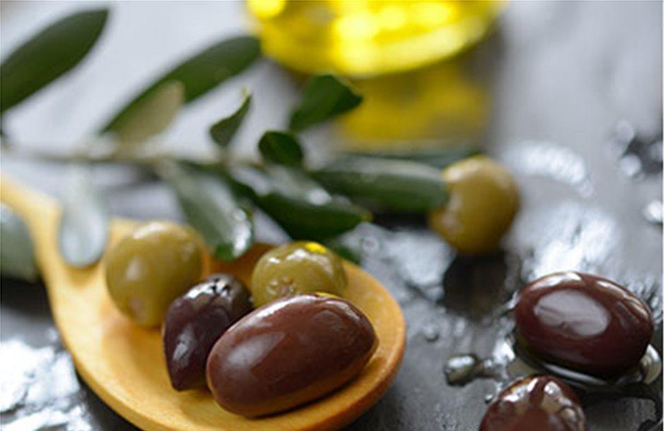 Εκτός δασμών ΗΠΑ ο εμπορικός τύπος της ελληνικής  επιτραπέζιας ελιάς