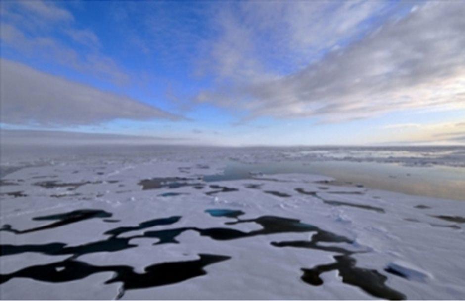 Ο πάγος της Αρκτικής Θάλασσας μειώνεται πιο γρήγορα από τις εκτιμήσεις