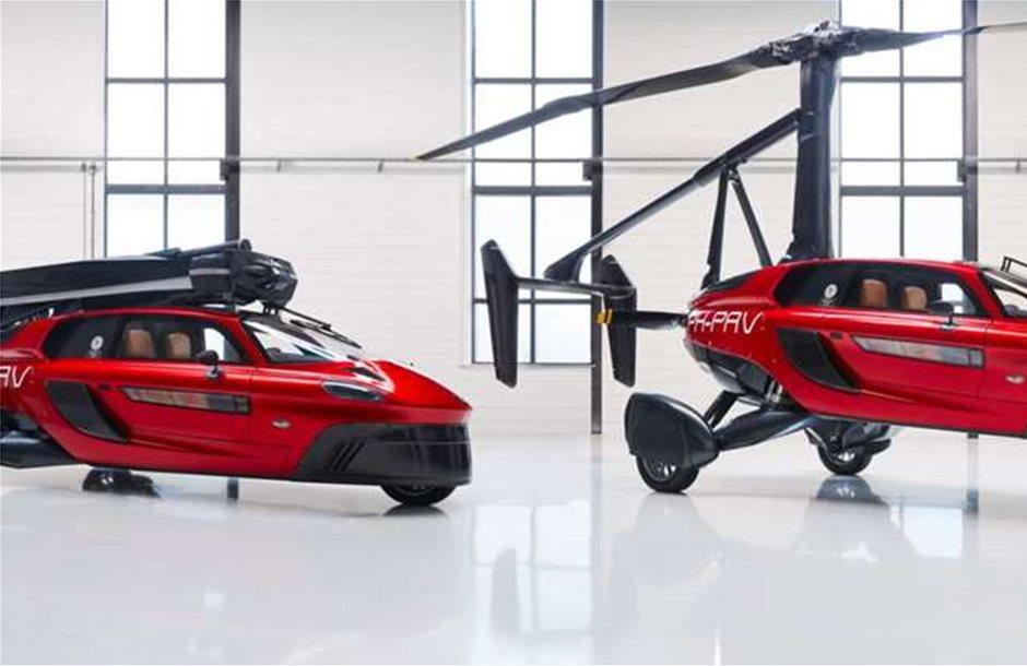 Στην αγορά το πρώτο ιπτάμενο αυτοκίνητο αξίας 499.000 ευρώ