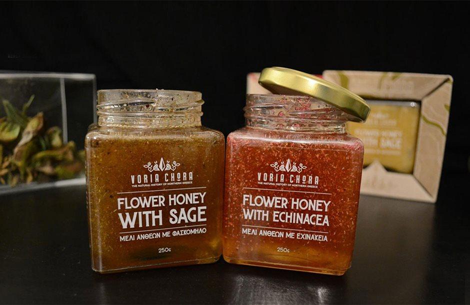 Αποτέλεσμα εικόνας για Το ζευγάρι από την Δράμα έβγαλε τυχαία το πρώτο μέλι λεβάντας