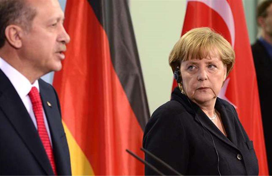 Επίσημη επίσκεψη Ερντογάν στη Γερμανία τον Σεπτέμβριο