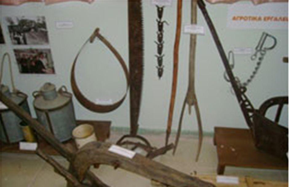 Όλη η Θεσσαλία στο αγροτικό μουσείο Ιτέας