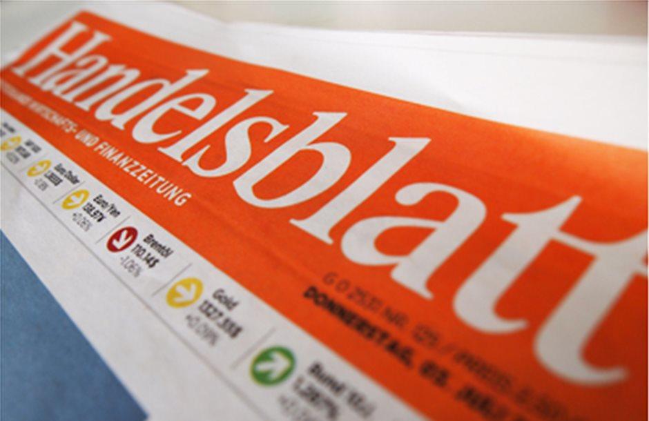Handelsblatt: Αυταπάτη το σπάσιμο των δεσμών από τους δανειστές