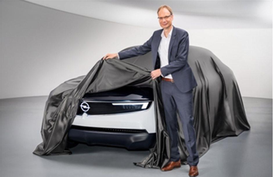 Πρώτη γεύση της νέας σχεδιαστικής φιλοσοφίας της Opel