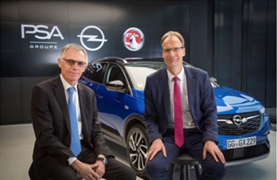 Ξεχωρίζει η Opel μέσα στο Groupe PSA