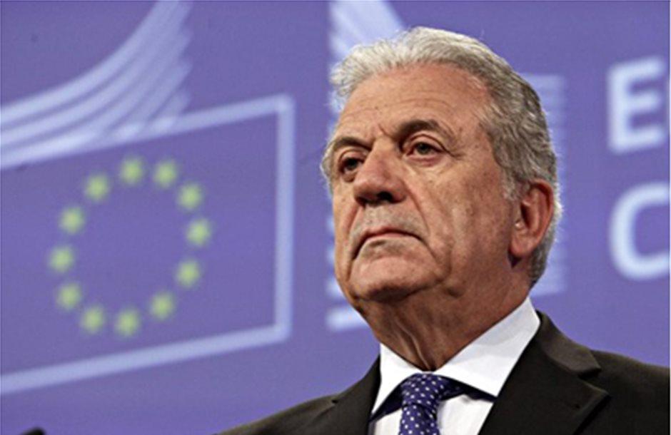 Αβραμόπουλος: Να διαφυλάξουμε τη συνθήκη Σέγκεν