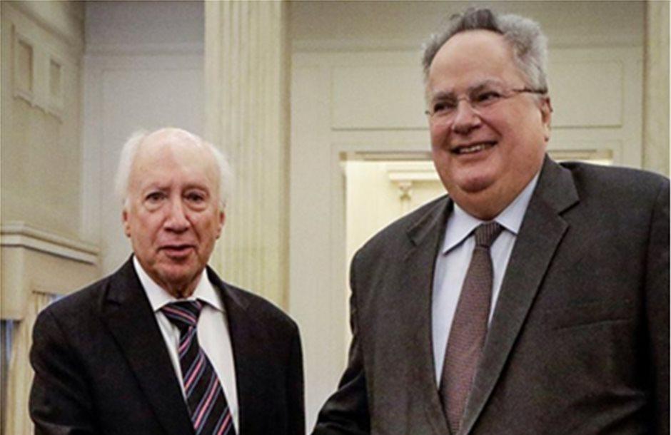 Συνάντηση Νίμιτς με Κοτζιά - Ντιμιτρόφ στη Βιέννη