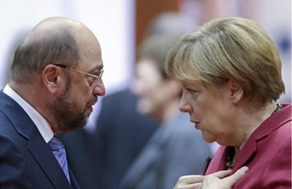Σε συμφωνία ο «μεγάλος συνασπισμός» στη Γερμανία