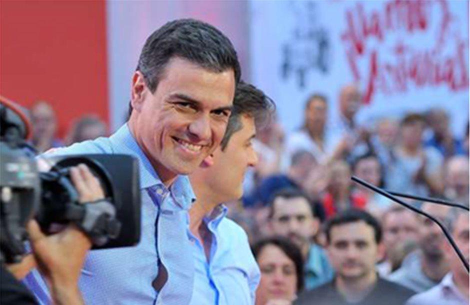 Αλλαγή σκυτάλης στην Ισπανία, νέος πρωθυπουργός ο Πέδρο Σάντσεθ