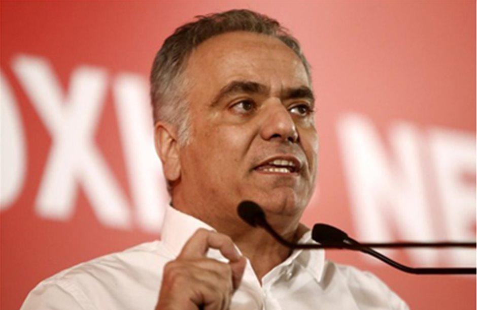 Νέος γενικός γραμματέας του ΣΥΡΙΖΑ ο Πάνος Σκουρλέτης