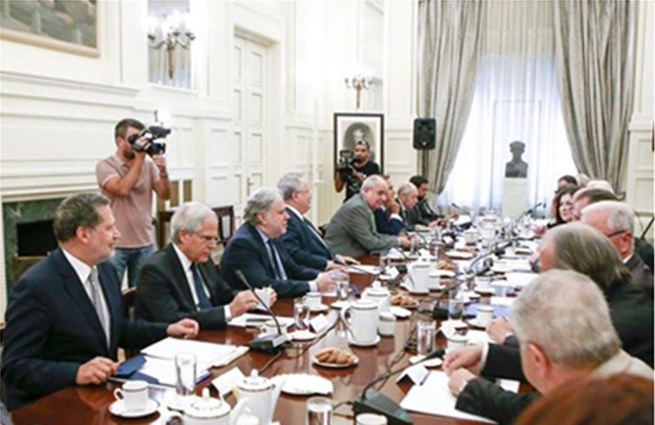 Αποχώρησε η ΝΔ από το Εθνικό Συμβούλιο Εξωτερικής Πολιτικής