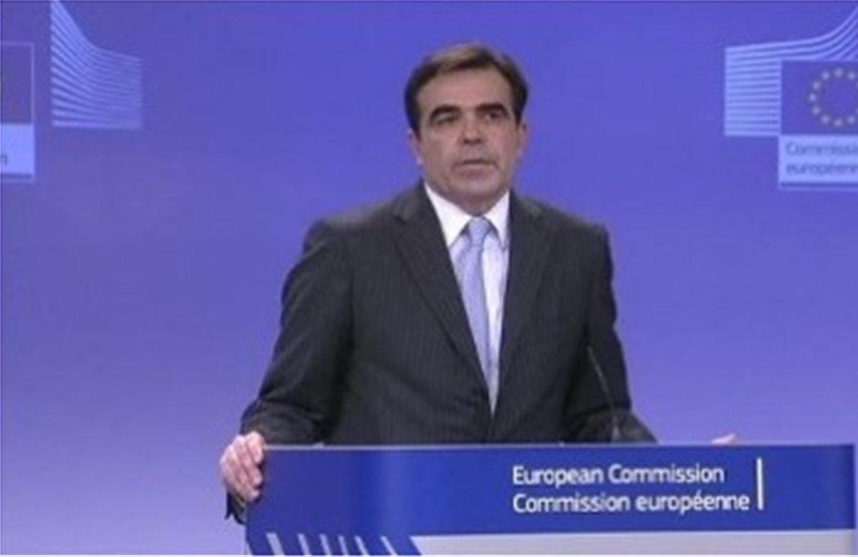 Αισιόδοξος για την έξοδο της Ελλάδας από τα μνημόνια ο Σχοινάς