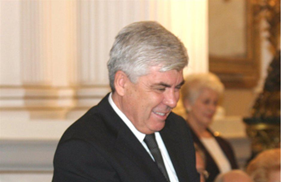 Τσαυτάρης και Χαρακόπουλος στο στρατηγείο της Βάθη