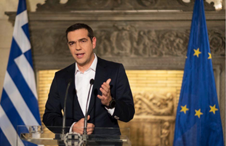 Διάγγελμα Τσίπρα: Αποδίδουμε κοινωνικό μέρισμα ύψους 1,4 δισ. ευρώ